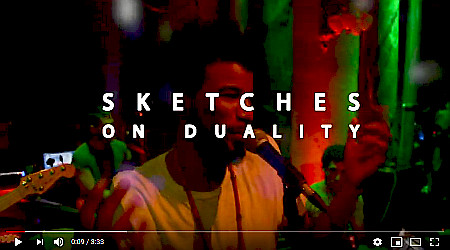 Musikvideo: Sketches in Duality live beim Impulstanzfestival 2017 ... ...