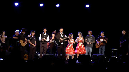 Video vom Johnny Cash Festival in Riedlingsdorf 2018 ...
