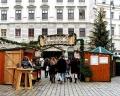 Altwiener Christkindlmarkt auf der Freyung 2019 | Wien