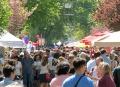 Flohmarkt Obkirchergasse im Frühling 2020 | Wien
