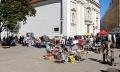 Flohmarkt Taborstraße - Karmeliterplatz 2019 | Wien