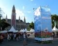 'waldviertelpur' 2020 am Rathausplatz Wien