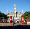 Wien - Rathausplatz