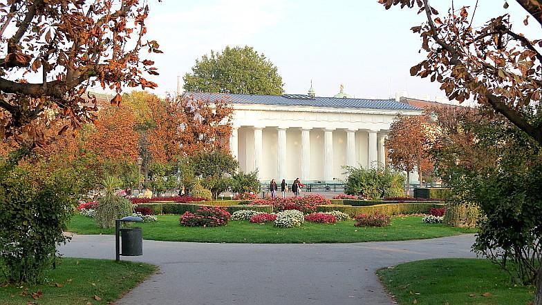 Volksgarten Wien österreich